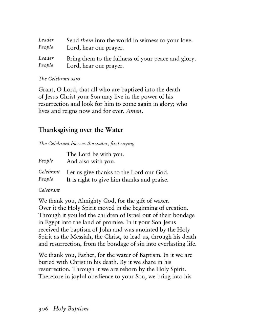 Page:Book of common prayer (TEC, 1979) pdf/306 - Wikisource