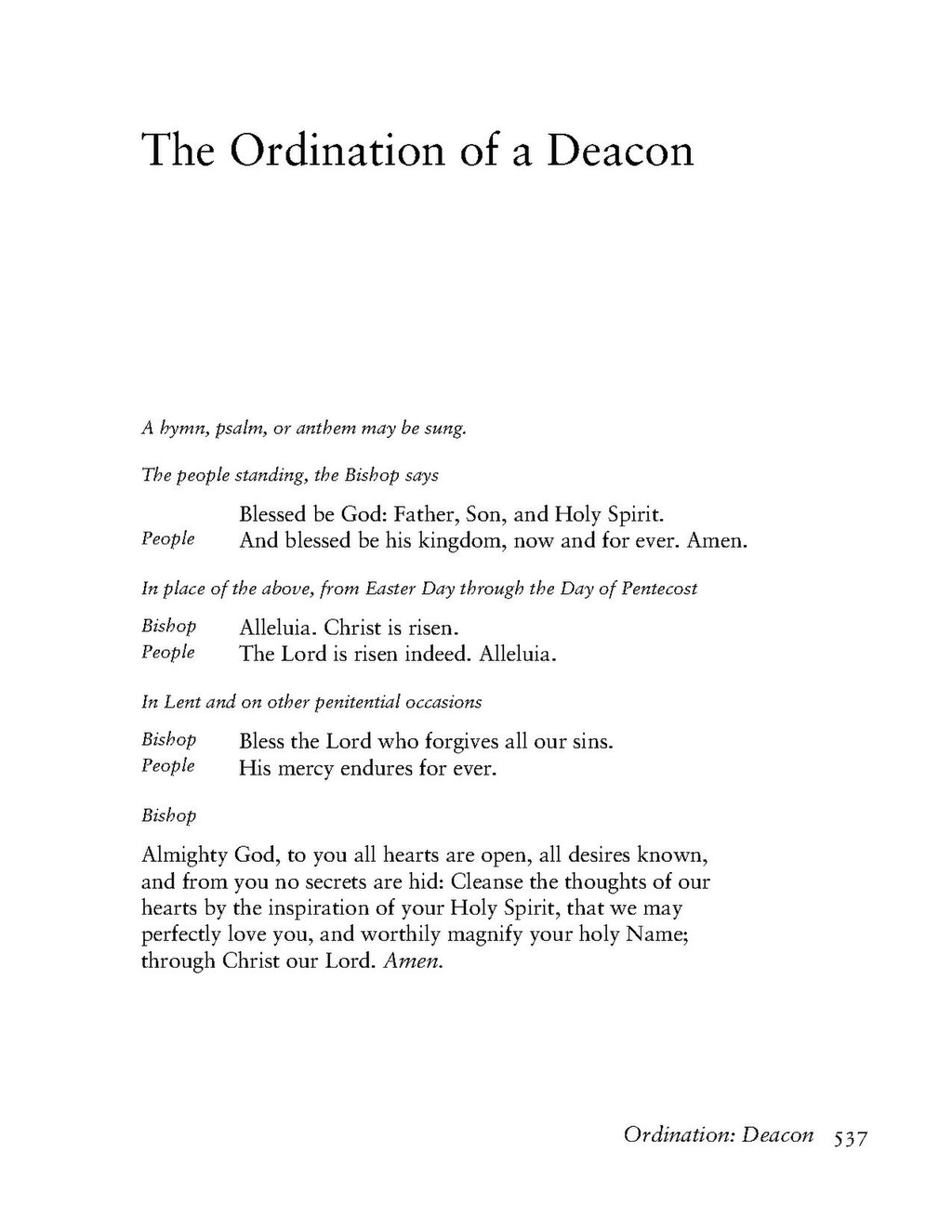 Page:Book of common prayer (TEC, 1979) pdf/537 - Wikisource, the