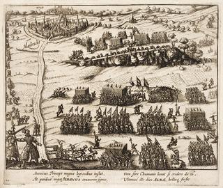 Battle of Jodoigne battle