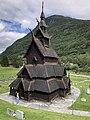 Borgund stavkyrkje på Borgund i Lærdal.jpg