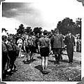 Borrestevnet 1943, Vidkun Quisling og guttehirden. (8617784787).jpg