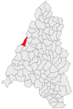 Commune location