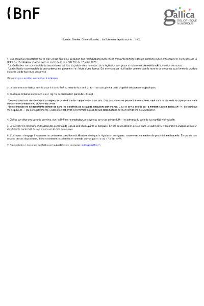 File:Bourdel, Charles - La science et la philosophie.djvu