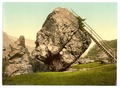 Bowder Stone, Lake District, England-LCCN2002696845.tif
