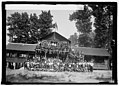 Boy Scouts, Camp Roosevelt, 7-9-25 LCCN2016850518.jpg