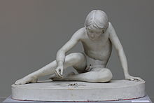 Boy playing jonchets by Julien-Charles Dubois.JPG