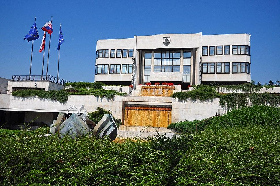 Bratislava, Parlament, Slovensko