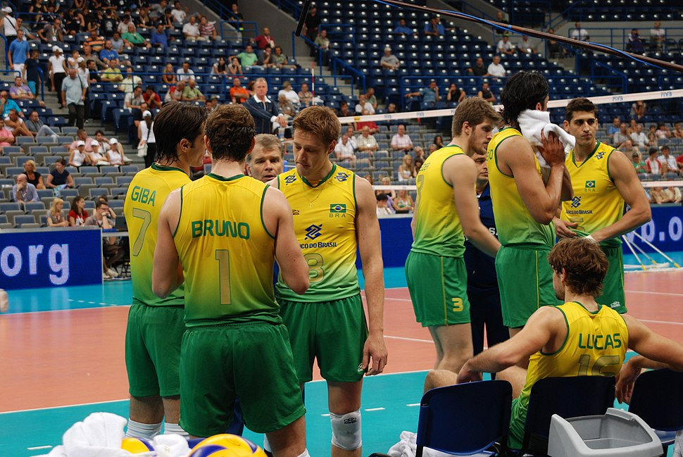 Brazil - 2009 FIVB Volleyball World League