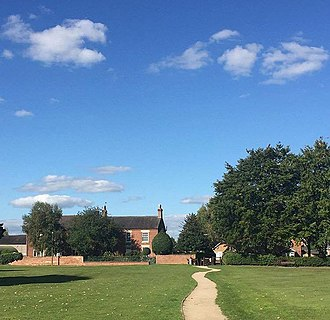 Breaston - Image: Breaston Village Green