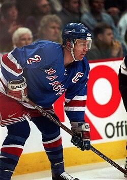 Brian Leetch New York Rangers 1997.jpg