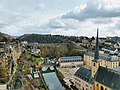 Bridge near abbey Luxembourg City Luxembourg.jpg