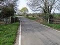 Bridge over the Cedar Brook - geograph.org.uk - 1805131.jpg