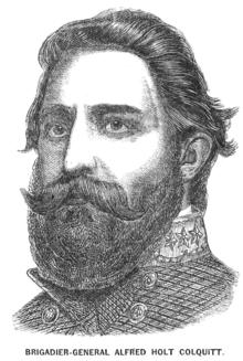Image result for John Colquitt civil war