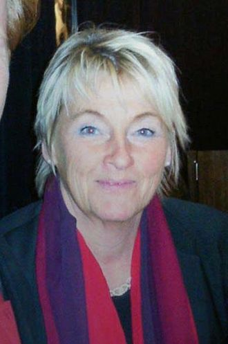 Secretary-General of the Nordic Council - Image: Britt Bohlin 2014