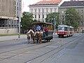 Brno, Město Brno, Rooseveltova, koňka.jpg