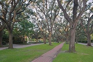 Broadacres, Houston human settlement in Houston, Texas, United States of America