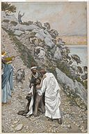 Brooklyn Museum - The Swine Driven into the Sea (Les porcs précipités dans la mer) - James Tissot.jpg