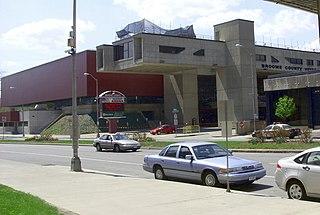 Visions Veterans Memorial Arena