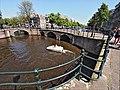 Brug 38 en brug 39 bij de Reguliersgracht over de Keizersgracht foto 2.jpg