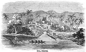 Bua Province - Image: Bua, Feejee (June 1851, VIII, p.60)