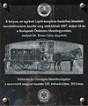 Budapest Voluntary Ambulance Society plaque Bp05 Szent István1.jpg