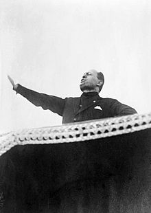an overview of the role of benito mussolini in world war two The rescue of mussolini – a summary  the italian fascist dictator, benito mussolini,  world war two: history in an hour .