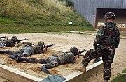 Bundeswehr shooting M16
