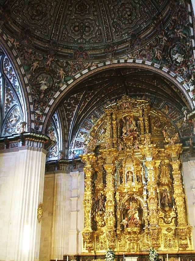 Chapel of Santa Tecla, Burgos Cathedral