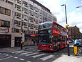 Bus, Praed Street, London - DSCF0280.JPG