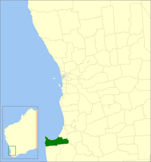 City of Busselton Local government area in Western Australia