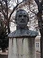 Bust of Wysocki Jozef by Hanna Danilewicz, 2016 Palotanegyed.jpg