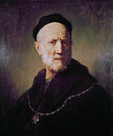 Bust of an old man (1631), by Rembrandt van Rijn.jpg