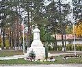 Bustul Valter Mărăcineanu -Dorohoi.JPG