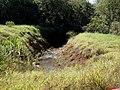 Córrego do Porteiro em Patrocínio Paulista - Rodovia vicinal Altinópolis-Patrocínio Paulista-Itirapuã(Rodovia do Leite) - panoramio.jpg