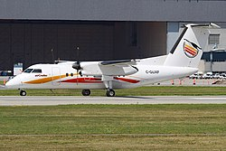 De Havilland DHC-8-100 der Air Creebec