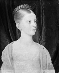 Princess Wilhelmine, Daughter of Frederik VI