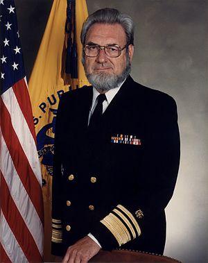 C. Everett Koop - Image: C. Everett Koop, 1980s