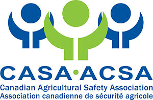 Canadian Agricultural Safety Association - CASA was established in 1993 in response to an identified need for a national farm safety networking and coordinating agency to address problems of illness, injuries and accidental death in farmers, their families and agricultural workers.