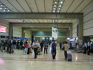 Soekarno–Hatta International Airport - Check In Area Terminal 2