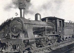 CGR 3rd Class 4-4-0 1903 - Image: CGR 3rd Class 4 4 0 1903 no. 49