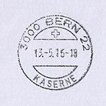 CH-3000 Bern 22 Kaserne 130516.jpg