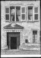 CH-NB - Genève, Maison, Façade, vue partielle - Collection Max van Berchem - EAD-8712.tif