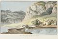 CH-NB - Joux, Lac de, Brücke im Vordergrund - Collection Gugelmann - GS-GUGE-ABERLI-1-6.tif