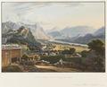 CH-NB - Vaduz, Schloss und Ortschaft, von Norden - Collection Gugelmann - GS-GUGE-BLEULER-2b-26.tif