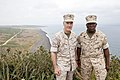 CMC and SMMC at Iwo Jima 150321-M-SA716-336.jpg