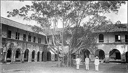 Rumah Sakit Karantina tahun 1917