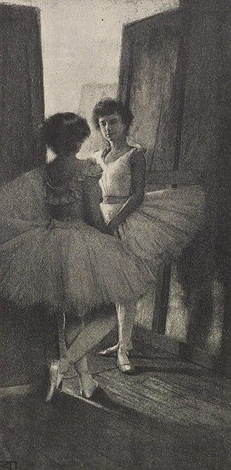 Robert Demachy - Image: CW07 07 Robert Demachy, Behind the Scenes, 1904