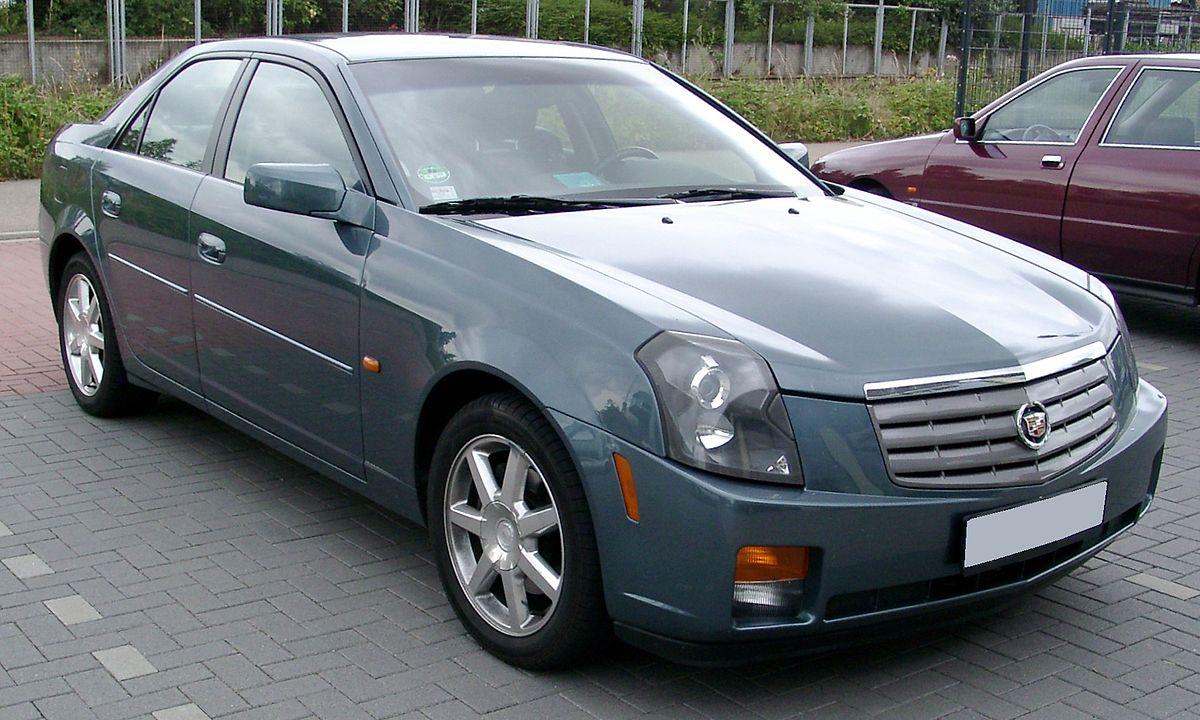 Cadillac Cts Wikip 233 Dia