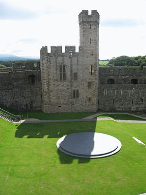Investiture of the Prince of Wales - Caernarfon Castle has been the site of two investitures in the 20th century