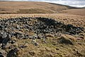 Cairn above Erme Plains - geograph.org.uk - 1187993.jpg